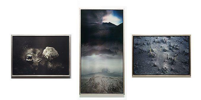 Volcano Cycle Brian Gross Fine Art
