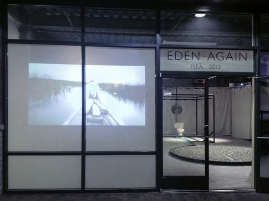 Eden Again, Exterior View