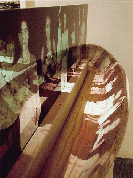 Volunteers boat LewEllen Contemporary Gallery