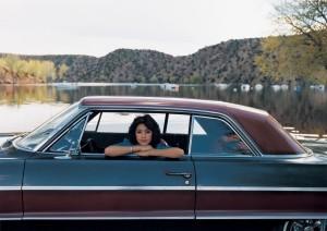 Peggy Martinez, '64 Chevy Two-Tone, Santa Clara Lake