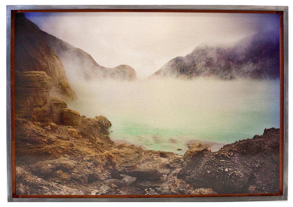 Volcano-Frame
